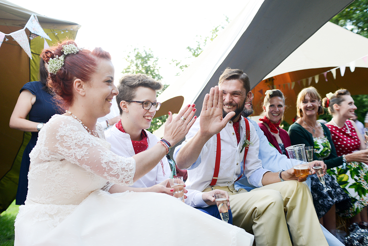 Festival Wedding, Stockport, Quirky Wedding_097