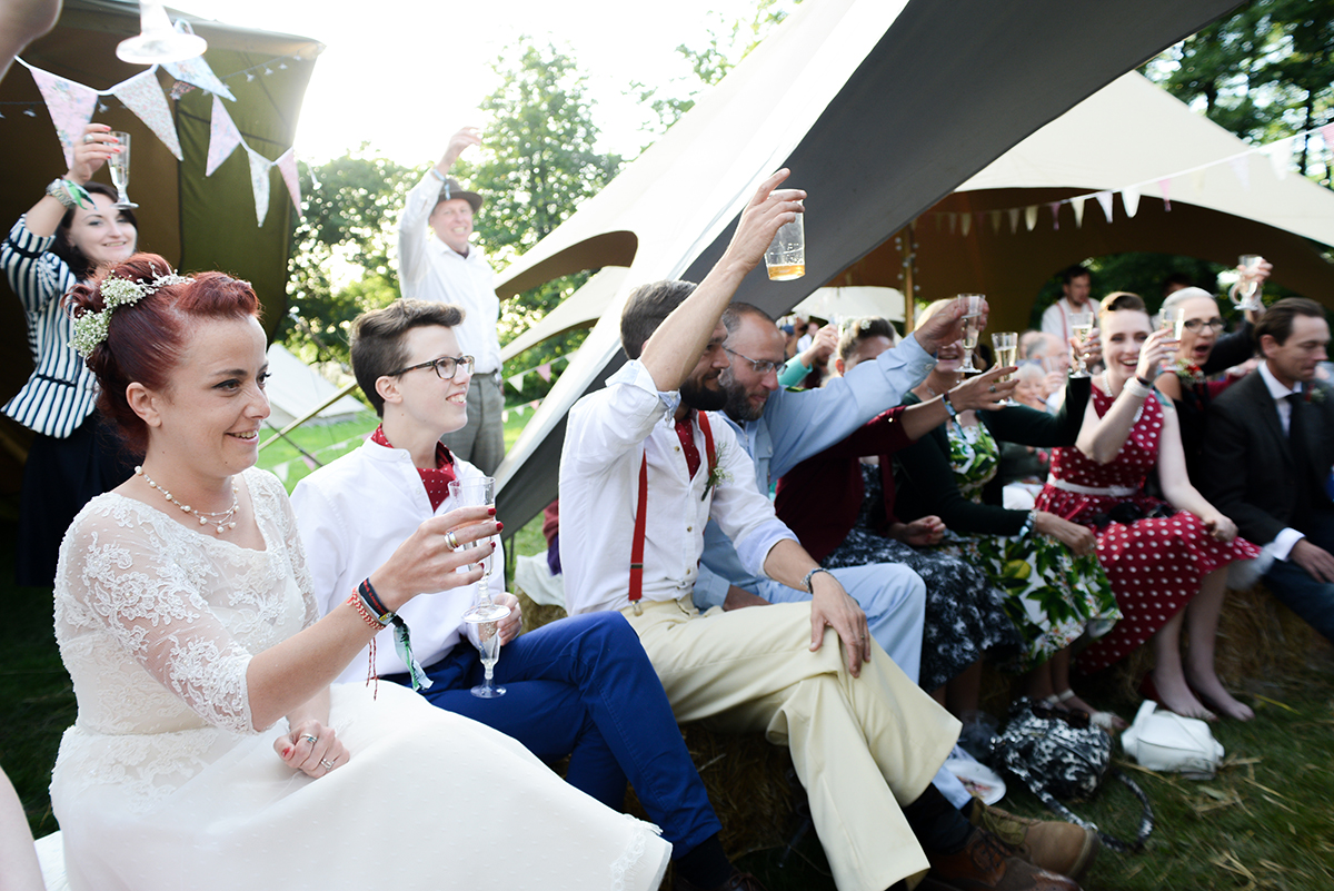 Festival Wedding, Stockport, Quirky Wedding_100